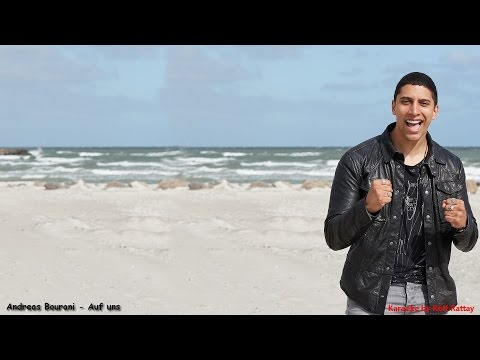 Andreas Bourani -  Auf uns - without Voice and Choir - Karaoke by Rolf Rattay HD