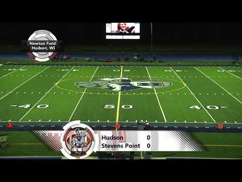 2017 Hudson Raiders Football vs Stevens Point Playoff