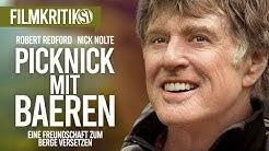 PICKNICK MIT BÄREN | Trailer German Deutsch & Kritik Review | Full-HD