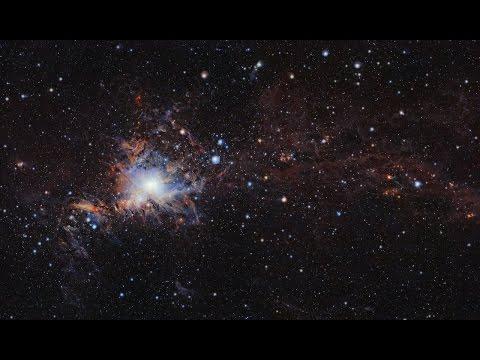I segreti nascosti nelle nubi di Orione