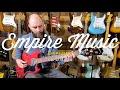 Epiphone EB-0 Bass - EMPIRE MUSIC - YouTube