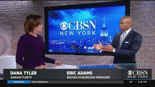 One-On-One With Brooklyn Borough President Eric Adams