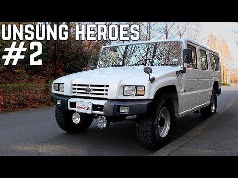 unsung heroes 2 the toyota mega cruiser youtube