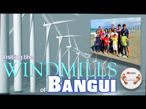 Wanderful: Visiting the Windmills of Bangui | Bangui, Ilocos Norte | Philippines