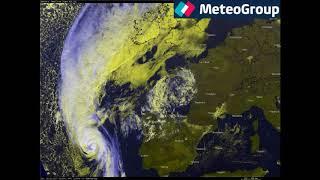 Video 2017 1015 - Ouragan OPHELIA en route vers l'Irlande ! download MP3, 3GP, MP4, WEBM, AVI, FLV November 2017