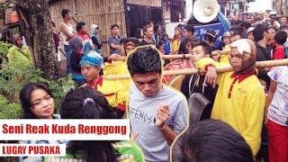 Video Seni Reak Kuda Renggong Lugay Pusaka download MP3, 3GP, MP4, WEBM, AVI, FLV Juni 2018