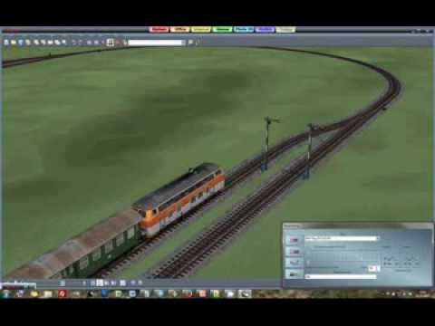 EEP-X Tutorial 09 – Signals – Model Train Simulator