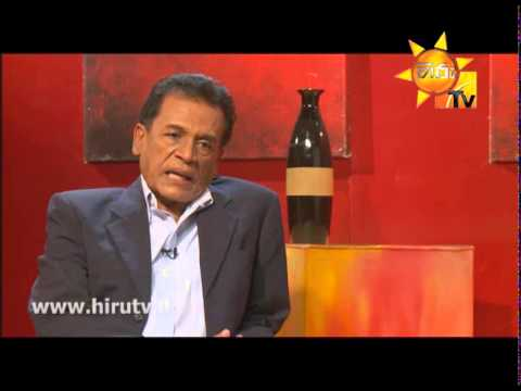 Hiru TV Niro & The Star EP 71 Chandran Rathnam | 2014-06-08