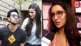 Ranbir Is The Reason Behind Sid -Alia's Breakup! | Shraddha Clears The Air On 'Chanda Mama Door Ke'