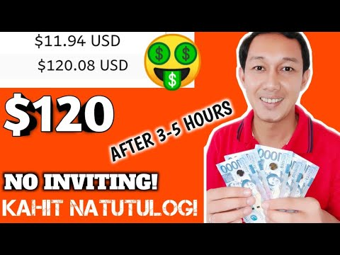 I EARNED $120 FREE WHILE WAITING NO REFERRALS | EARN MONEY ONLINE