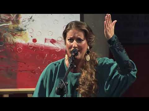 "Argentina interpreta ""Siguiriya Vintage"" Sevilla - Octubre 2017"