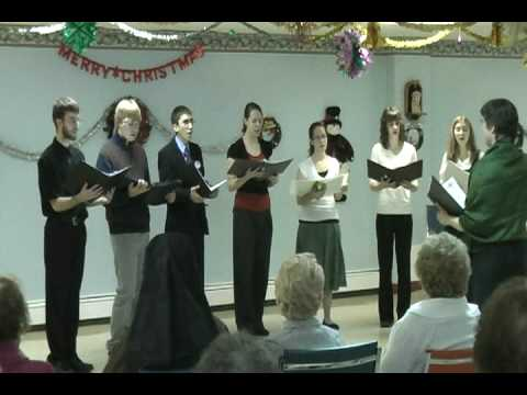 2008 Christmas Concert - Deck The Hall With Boughs of Holly