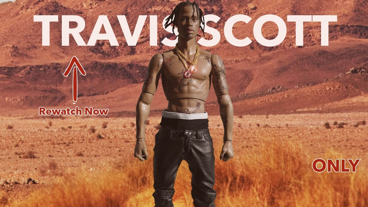 If I Produced for Travis Scott