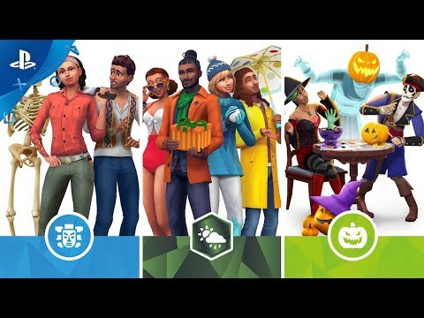 sims 4 ps4 seasons
