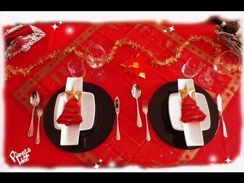 Idee per decorare la tavola come apparecchiare la tavola per le feste natalizie youtube - Decorare la tavola per capodanno ...