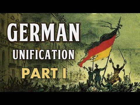 German Unification (Part I: The Failure of Liberal Nationalism) / Deutsche Einigung