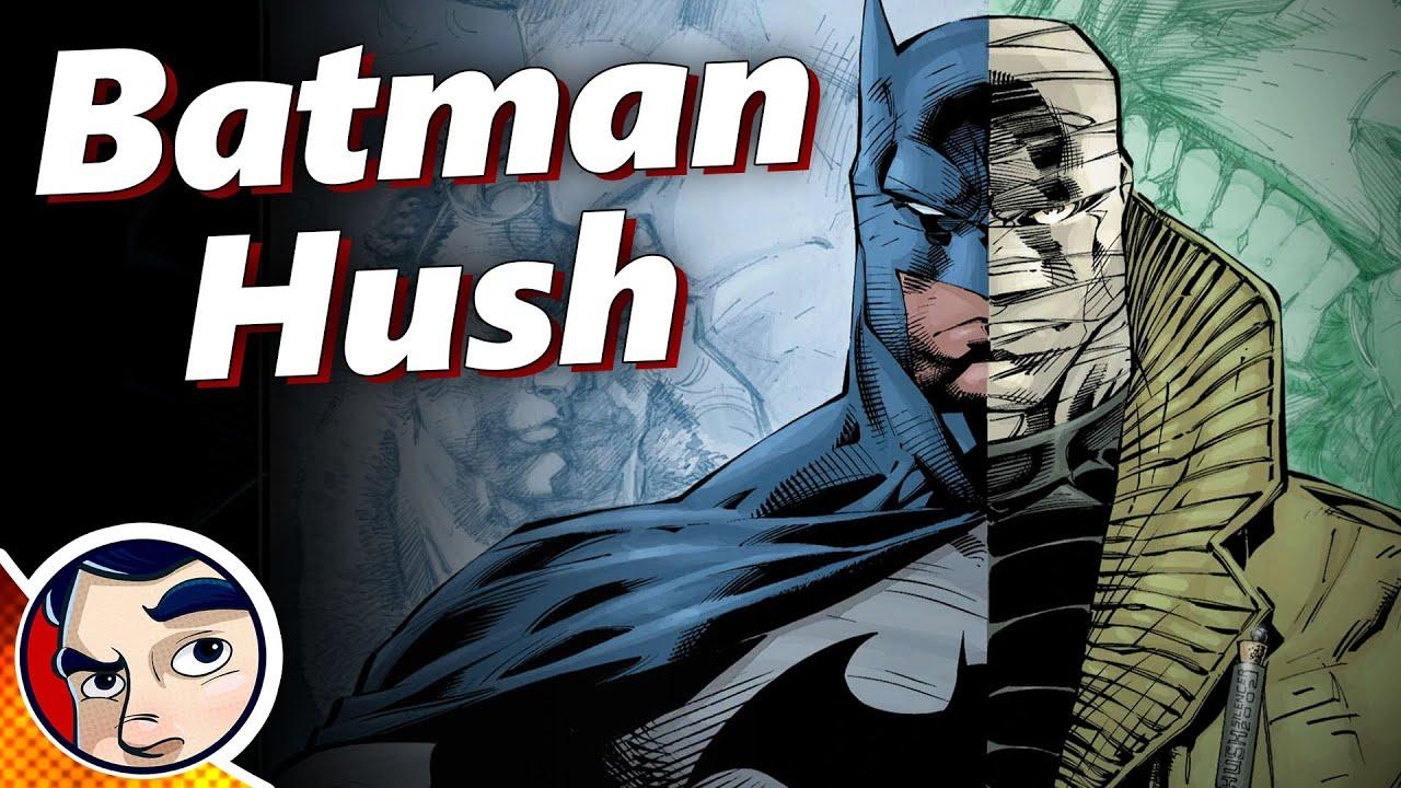Download Batman Hush Comic Full Story | Comicstorian