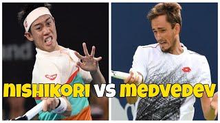 Kei Nishikori vs Daniil Medvedev | FINAL Brisbane 2019 Highlights HD