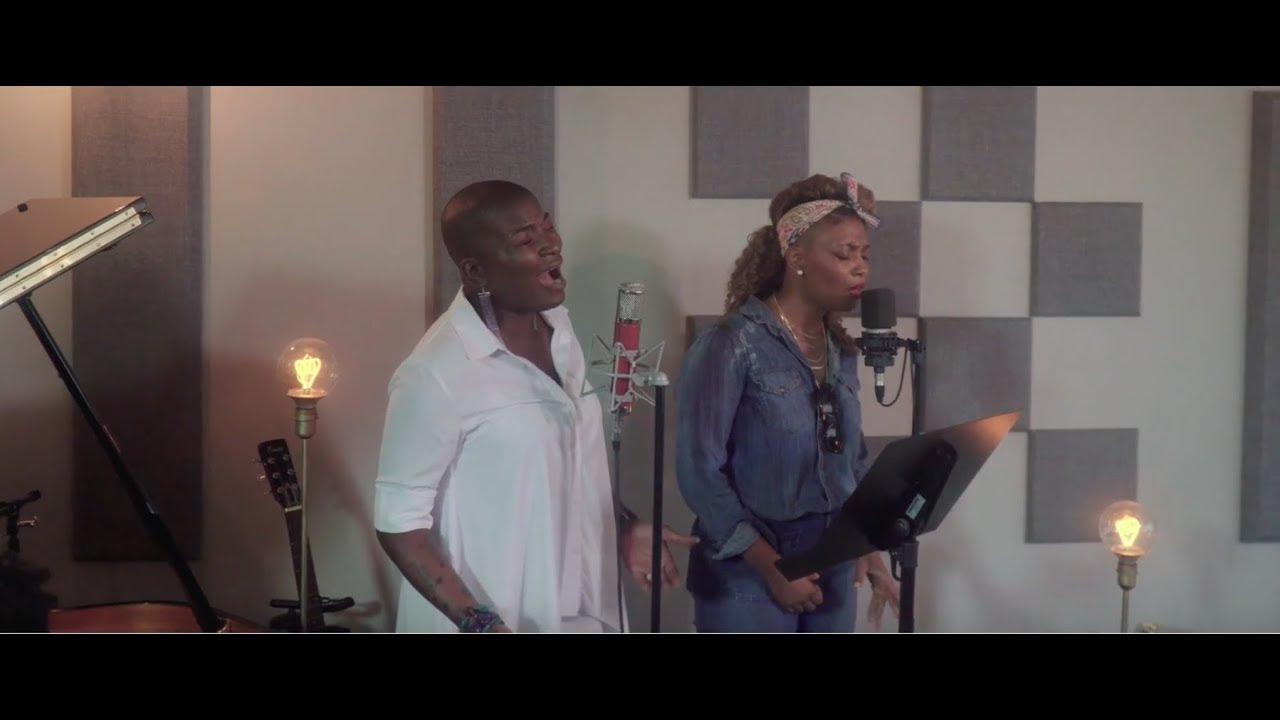 "Courtney Harrell & Janice Freeman - ""Until You Come Back To Me"" Aretha Franklin Tribute"