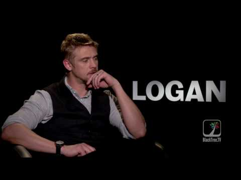 Boyd Holbrook on his humble beginnings to Hollywood interview for LOGAN