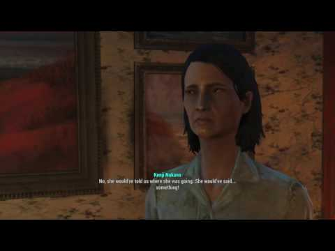 Fallout 4: Far Harbor Playthrough 01 - Arriving at Far Harbor