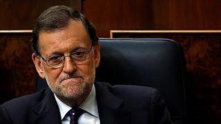 Espagne : Rajoy perd à nouveau la confiance du congrès