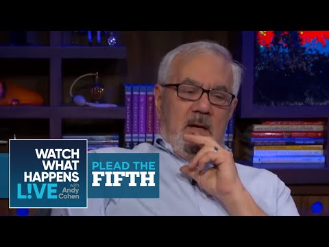 Plead the Fifth: Barney Frank Tells Us Who's the Biggest Idiot in DC   WWHL