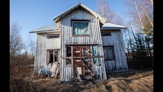 Abandoned Religious House (why this religion?) Part.1 / Urban Exploration