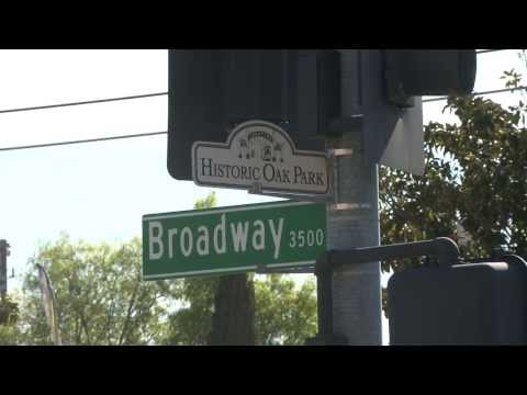 The Broadway Triangle - Oak Park, Sacramento, CA