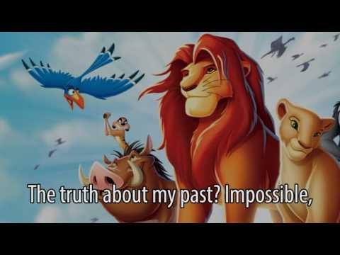 Английский с Король Лев   Lion King разбор мультфильма на английском с субтитрами