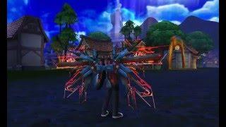 NoScrub's Iris Online Mecha Tron Red Title
