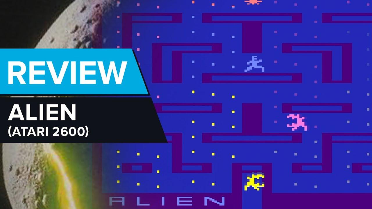 Alien Review (Atari 2600)