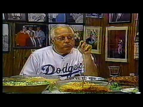 1988 World Series game 1 Athletics Dodgers Tommy Lasorda Bob Costas interview