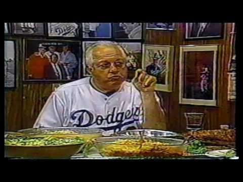 1988 World Series game 1 Athletics Dodgers...