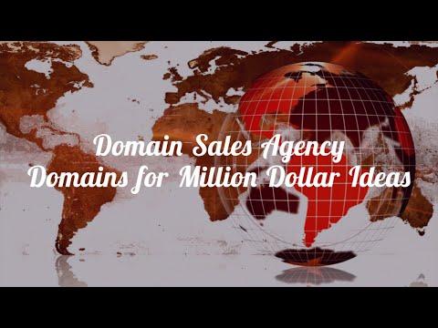 Domain Sales Agency