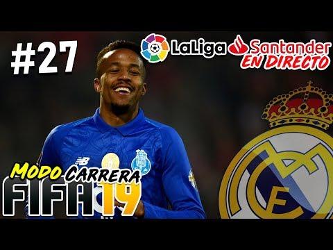 SE CIERRA EL MERCADO DE FICHAJES | Real Madrid #27 | FIFA 19 Modo Carrera Manager REAL thumbnail
