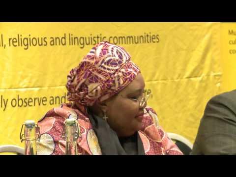 CRL Religion Study Parliament Report