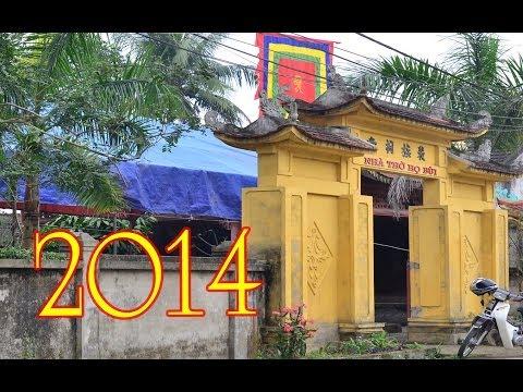 Họ Bùi Tùng Ảnh - Lễ Tế Tổ xuân Giáp Ngọ - 2014