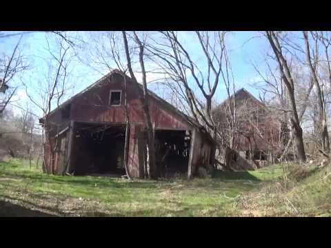 Abandoned Carroll-Frederick County Md Farm