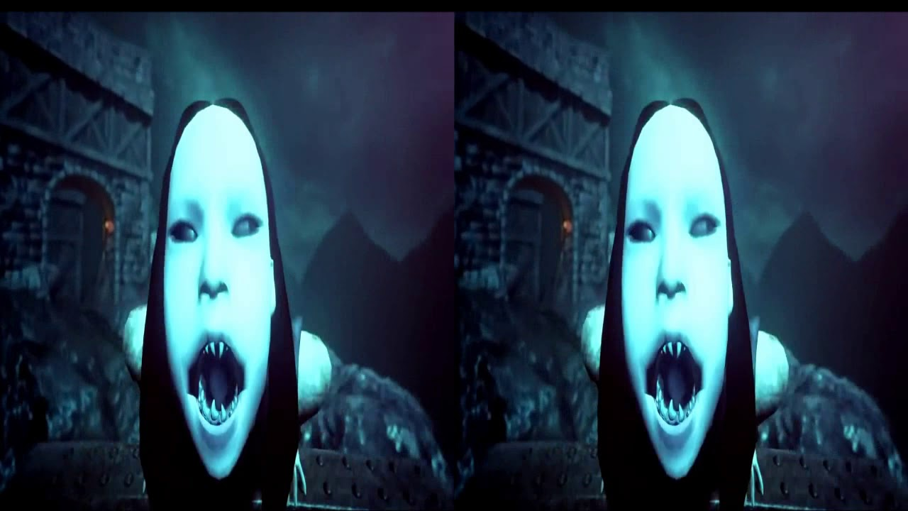 VR Metro Fear 2, vr korkunç metro video