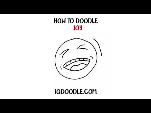How to Doodle Joy (drawing tips)