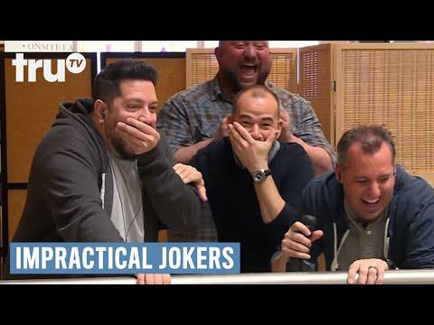 Impractical Jokers - Drop Those Pants