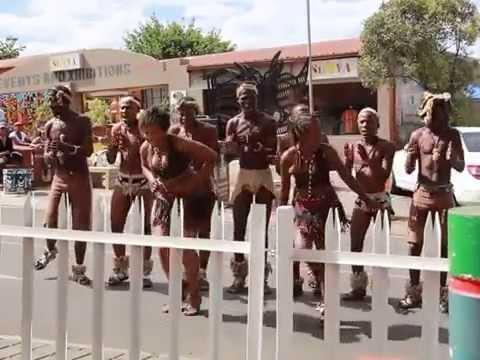 Botswana Dance in Soweto - Johannesburg - South Africa