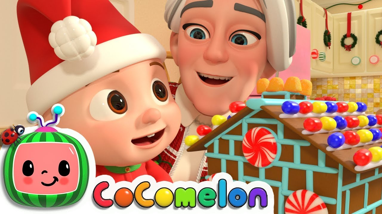 Deck the Halls - Christmas Song for Kids | CoCoMelon Nursery Rhymes