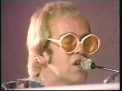 Elton John-Crocodile Rock