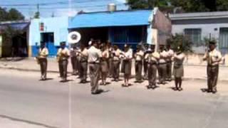 Desfile Gendarmería Nacional Argentina