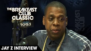 The Breakfast Club Classic - Jay Z Interview 2013 thumbnail