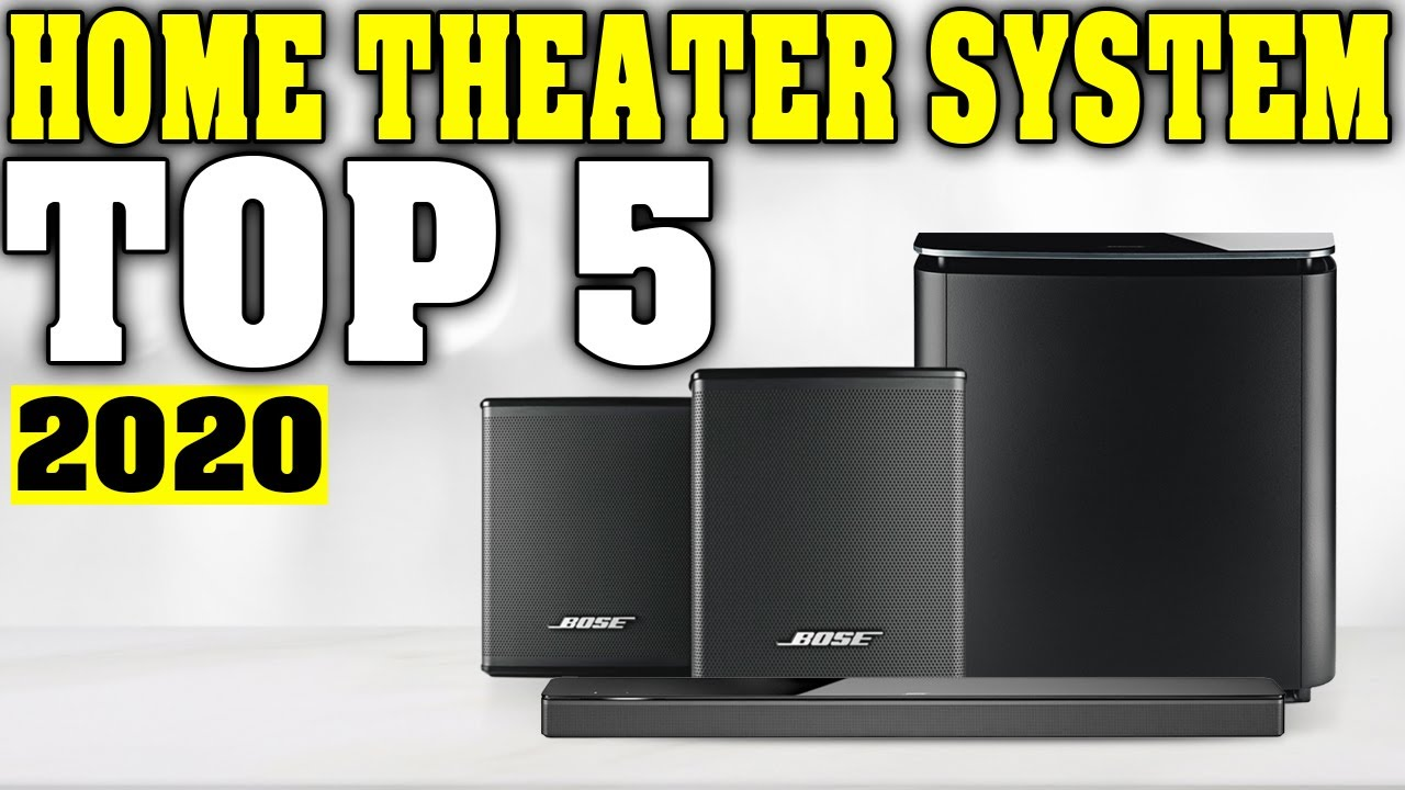 Bose Home Cinema Top 5: Best Home Theater System 2020 - Youtube