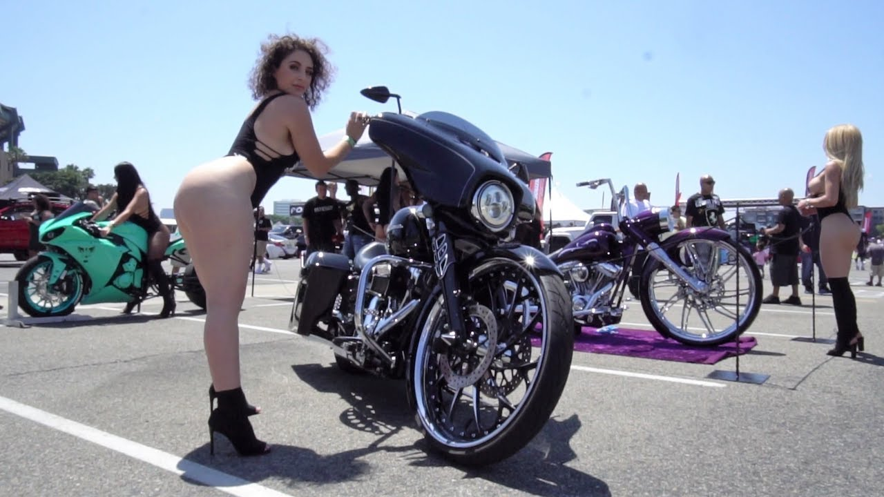 Real Biker Chicks - This Gallery Contains An Assortment  Ezyswimmingcom-4950
