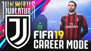 FIFA 19 JUVENTUS CAREER MODE - RECALLING HIGUAIN FROM LOAN! #9